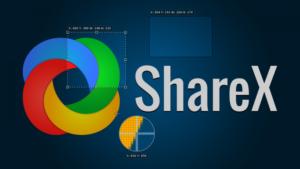 ShareX: Different Capture Methods