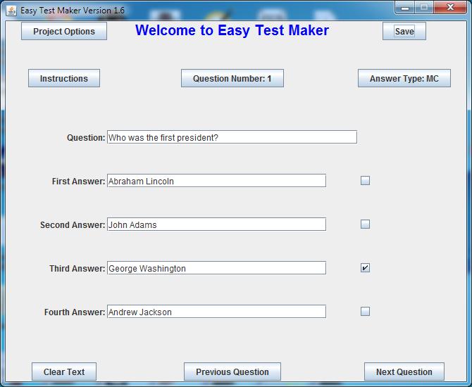 AptiQuiz: Other Alternatives Test Apps | RJ Software